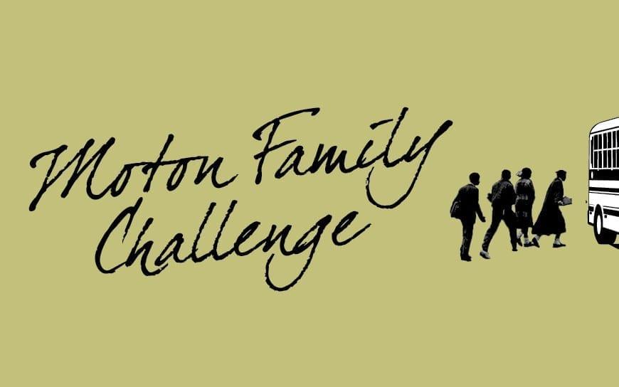 Moton Family Challenge logo