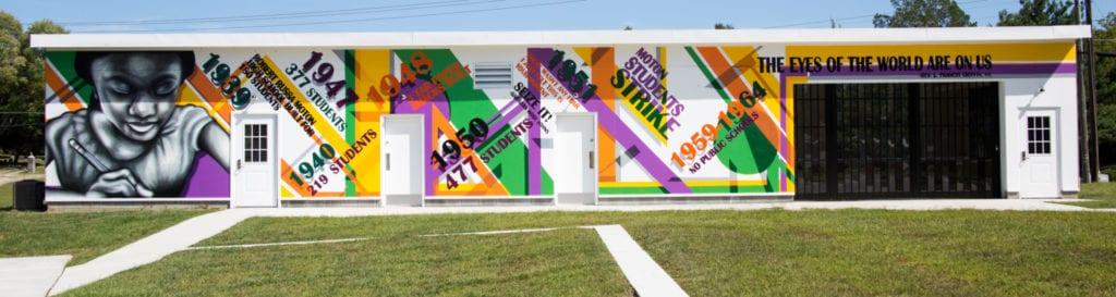 Moton Tar Paper Shack Building