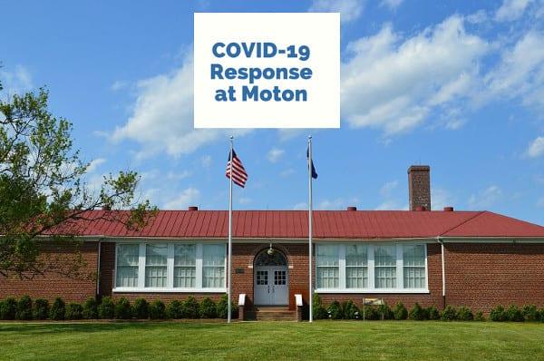 COVID-19 Response at Moton