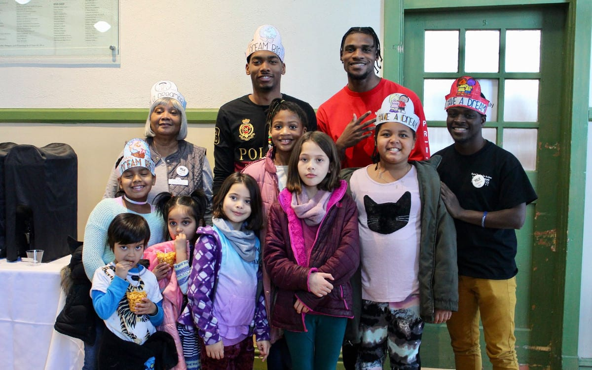 MLK Day Family Workshop