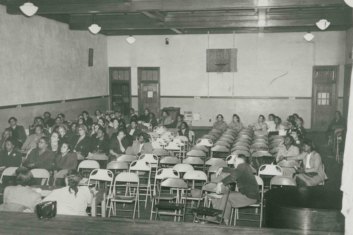 Moton High School Auditorium
